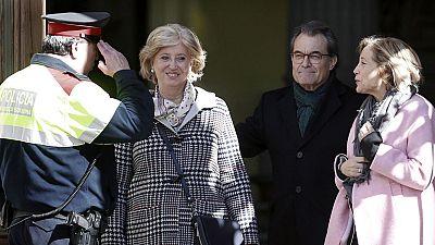"""Artur Mas asume la """"iniciativa política"""" del 9N pero niega """"ánimo de desobedecer"""""""