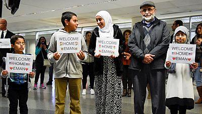 """Trump amenaza a los jueces que han invalidado el veto migratorio: """" Culpadles de los que pueda ocurrir en el país"""""""