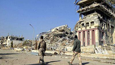 El Estado Islámico mata a 12 jóvenes que trataban de huir del oeste de Mosul