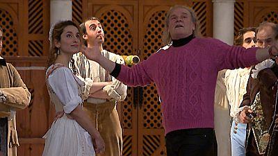 """El Teatre Lliure celebra su 40 aniversario con la representación de """"Las bodas de Fígaro"""""""
