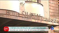 Estafador de hoteles de lujo