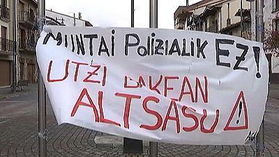 La investigación sobre la agresión a Guardias Civiles en Alsasua concluye que los acusados intentaron borrar pruebas de su participación