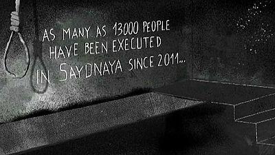 Amnistía Internacional denuncia el ahorcamiento de hasta 13.000 presos por parte del régimen de Al Asad