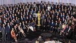 Los nominados al Oscar celebran un almuerzo pleno de diversidad