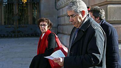 Homs admite que comunicó a la Generalitat que la votación no era ilegal a pesar del veto del TC