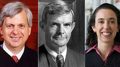 Tres jueces decidirán sobre la legalidad del decreto de Trump que prohíbe la entrada de ciudadanos de siete países