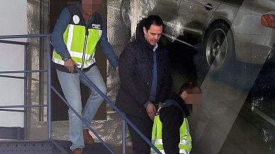 Detienen al yerno de la viuda del expresidente de la CAM como presunto autor material del asesinato