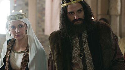 El final del camino - Alfonso se entera de la muerte de su hermano