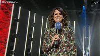 Nos colamos en exclusiva en el plató de 'Objetivo Eurovisión' con Paloma G. Quirós, que nos hace un recorrido por el mismo junto a Federico Llano, responsable de Festivales de TVE, y Álvaro García Moro, director del programa.