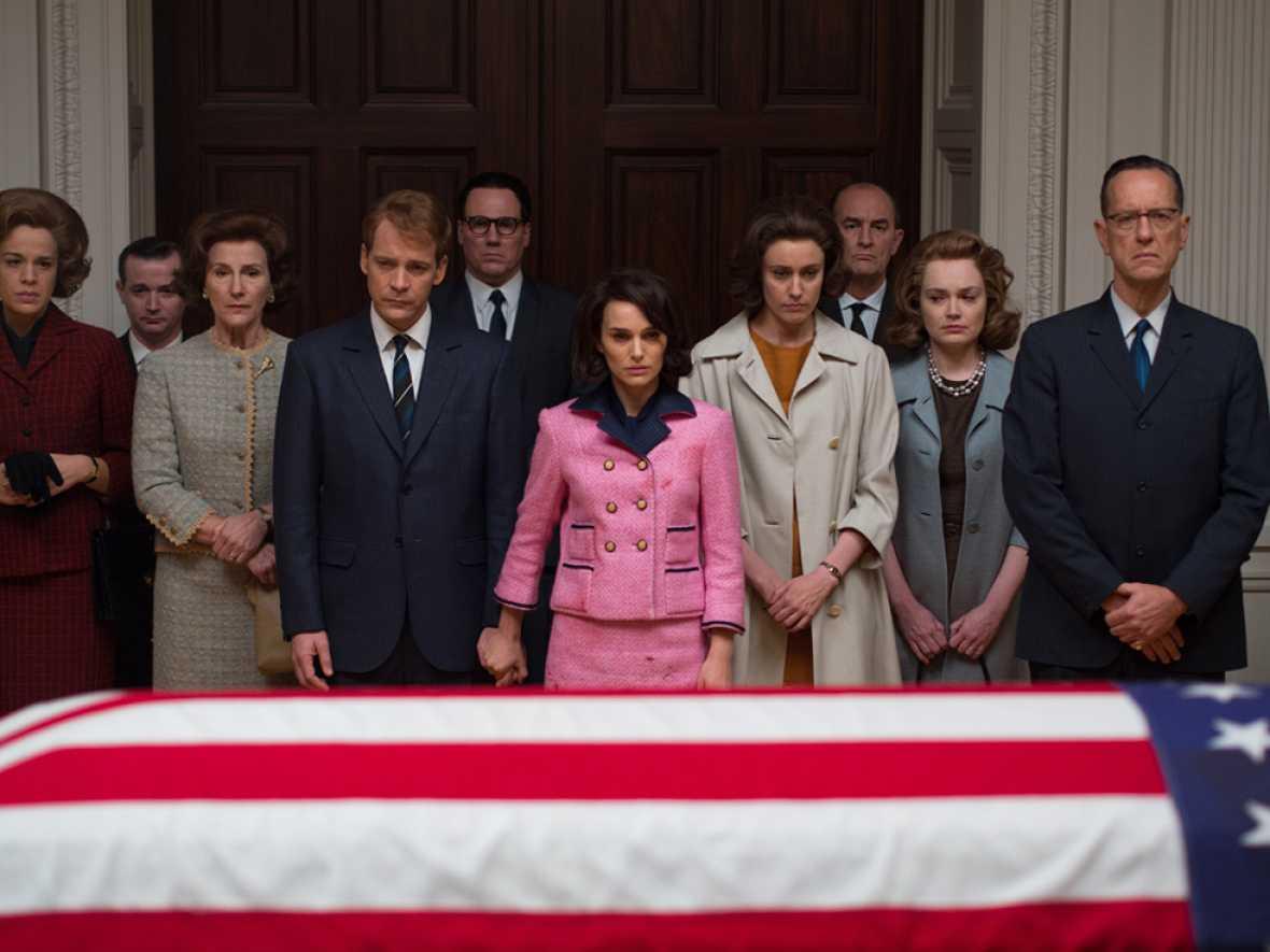 Trailer de 'Jackie', la nueva película de Pablo Larraín