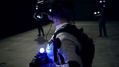 Australia, Japón y Estados Unidos han sido los primeros...y ahora llega a Europa. Lo hace a Madrid, donde ha abierto sus puertas uno de los centros de ocio de realidad virtual más avanzados del mundo. El campo de juego son 200 metros cuadrados plagad