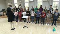 Atención Obras - Pequeños cantores de la Comunidad de Madrid