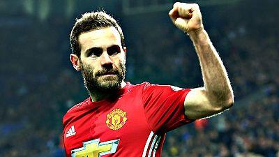 El jugador del Manchester United espera marcar muchos goles para que se conviertan en alimentos para los que más lo necesitan.