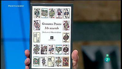 La Aventura del Saber. TVE. Sección 'Libros recomendados'. George Perec.'Me acuerdo'