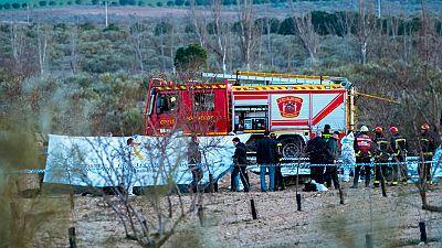Tercer accidente de avioneta en menos de dos meses en la provincia de Toledo