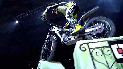 Motociclismo - Campeonato del Mundo de Trial Indoor. Prueba Barcelona - ver ahora
