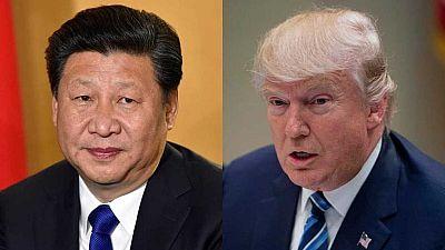 """Trump asegura a Xi Jinping que seguirá con la política de """"una sola China"""""""