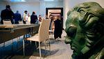 Un técnico de montaje confiesa ser el ladrón de las joyas robadas en los Goya