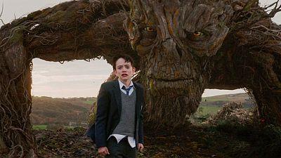 Cine en casa -Especial Goyas: 'Tarde para la ira', 'Un monstruo viene a verme' y 'El hombre de las mil caras'