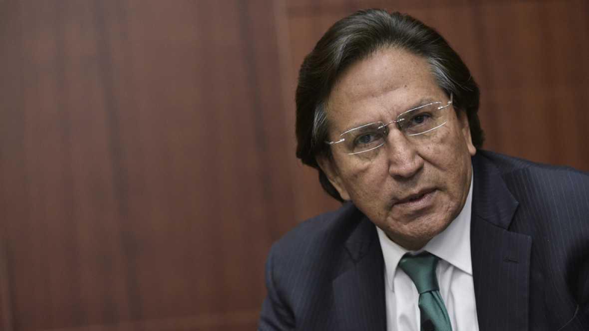 Un juez ordena detener al expresidente peruano Alejandro Toledo por el caso Odebrecht