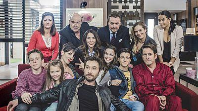 iFamily, la nueva comedia familiar de RTVE