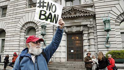 La Corte de Apelaciones mantiene la suspensión del veto migratorio