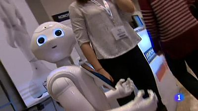 Dependientes cibernéticos para las tiendas del futuro