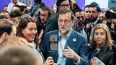 Rajoy mantiene la incógnita sobre los nombres que le acompañarán en la lista