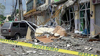 Un terremoto en el sur de Filipinas deja al menos seis muertos