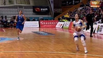 Baloncesto - Copa S.M.La Reina 2ª Semifinal desde Girona - ver ahora