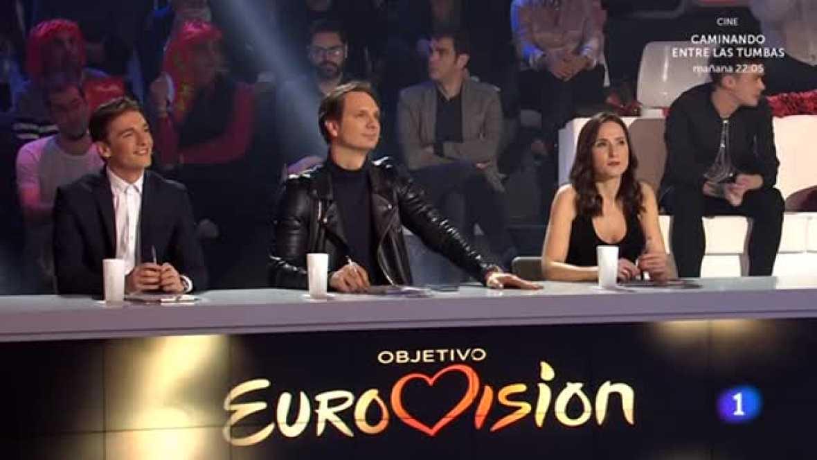 Objetivo Eurovisión - El jurado elige a Manel Navarro