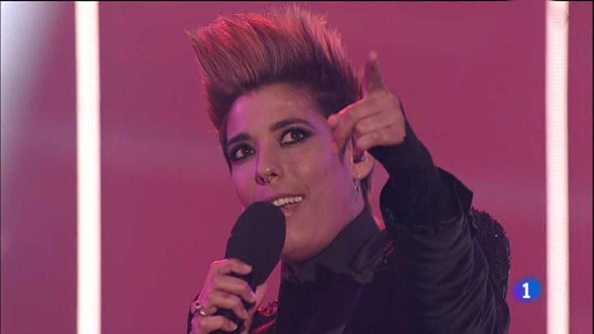 Objetivo Eurovisión - Leklein canta 'Ouch!' en 'Objetivo Eurovisión'