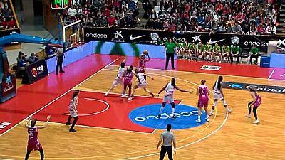 Baloncesto - Copa S.M.La Reina 1ª Semifinal desde Girona - ver ahora