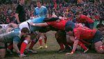 Rugby - Campeonato de Europa Masculino: España-Rusia desde Madrid (11/02/2017)