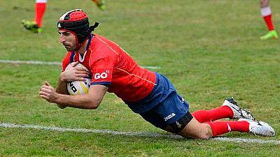 La selección española de rugby derrota 16-6 a Rusia