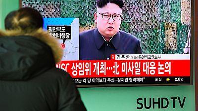 Trump no ha hecho ningún comentario sobre el lanzamiento de Corea del Norte