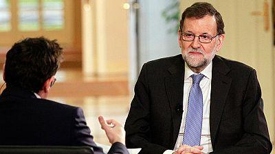 """Rajoy: """"Voy a presentar los Presupuestos del año 2017 porque creo que debo hacerlo"""""""