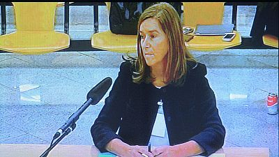 Mato señala en el juicio que los regalos de Gürtel fueron a su exmarido pero no a ella