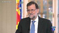 Los desayunos de TVE - Mariano Rajoy, presidente del Gobierno - ver ahora