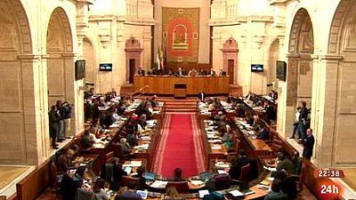 Parlamento - Otros parlamentos - Comision de investigación en el parlamento andaluz - 11/02/2017