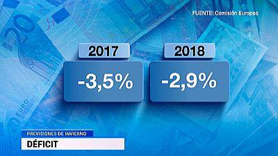 Bruselas empeora la previsión de déficit para España, que no cumplirá con los objetivos fijados para 2017 y 2018