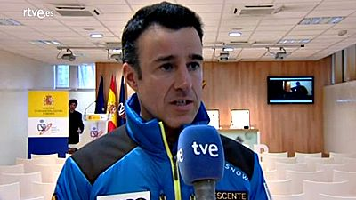 """El presidente de la Real Federación Española de Deportes de  Invierno (RFEDI), May Peus España, apeló a la necesidad de """"devolver  la ilusión"""" en su deporte, que afronta estas semanas tres citas  mundialistas de diferentes especialidades, entre ellas"""