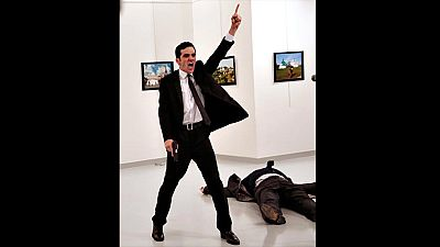 Una fotografía del asesinato del embajador ruso en Turquía se alza con el premio World Press Photo
