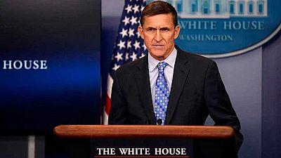 Dimite el asesor de seguridad de Trump tras el escándalo de sus conversaciones con Moscú