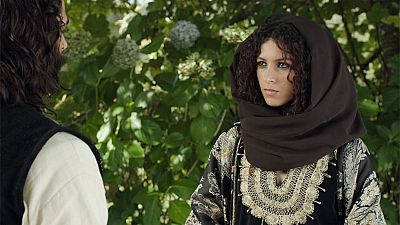 El final del camino - Zaida espera un hijo de Gonzalo de Catoira