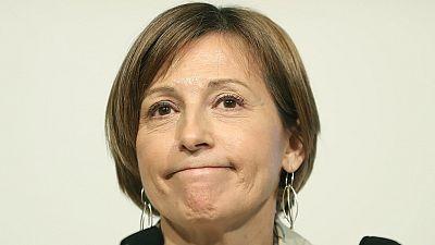 El TC anula la convocatoria del referéndum catalán y denuncia a Forcadell