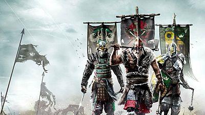 Samuráis, vikingos y caballeros se ven las caras en 'For Honor'
