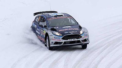 WRC - Campeonato del Mundo. Rally de Suecia. Resumen