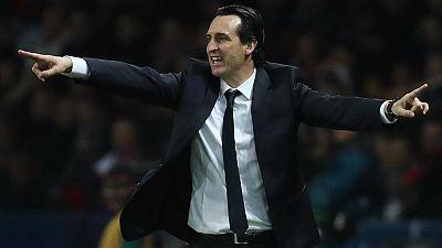"""Emery: """"Hemos ganado en colectivo y así tenemos que ir al Camp Nou"""""""