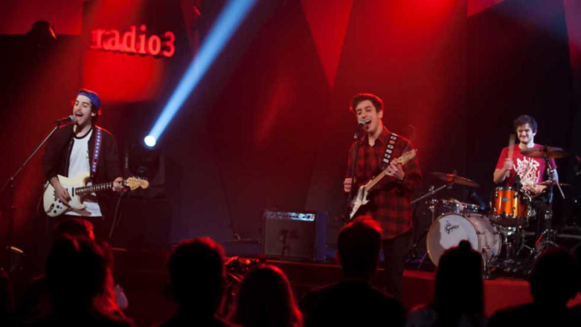Los conciertos de Radio 3 - ¡Mahalo! - ver ahora